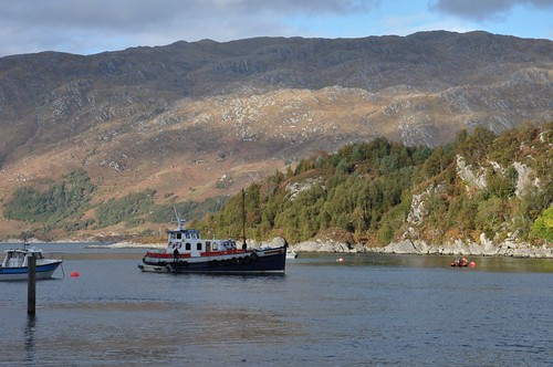 MV Western Isles at Tarbet