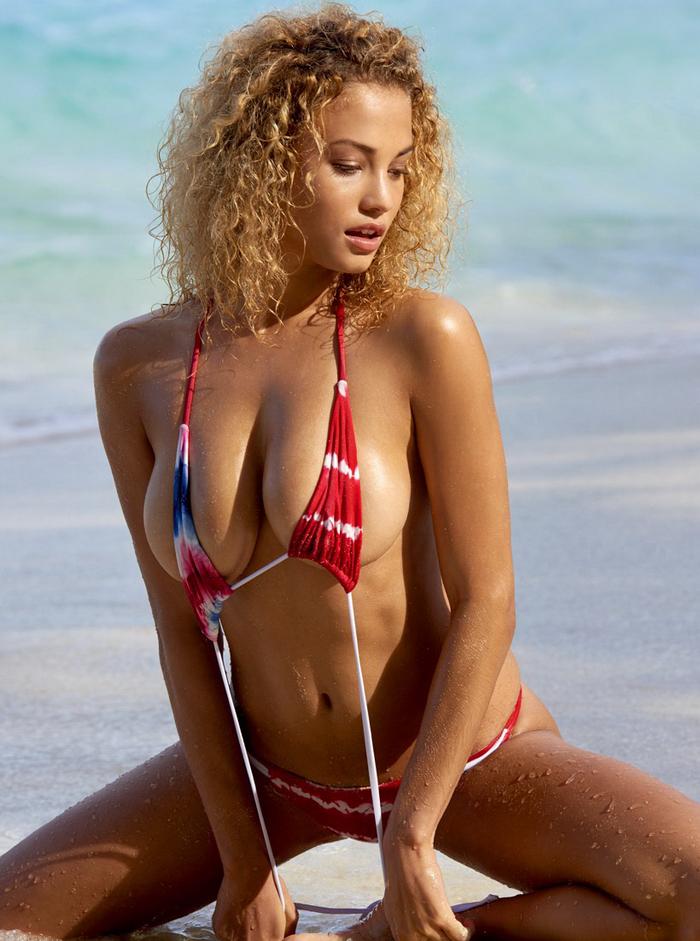 Аппетитная Роуз Бертрам, блондинка с экзотической внешностью - ПоЗиТиФфЧиК - сайт позитивного настроения!