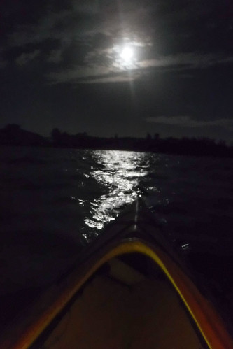 Indian River Sunrise and Moonset-24