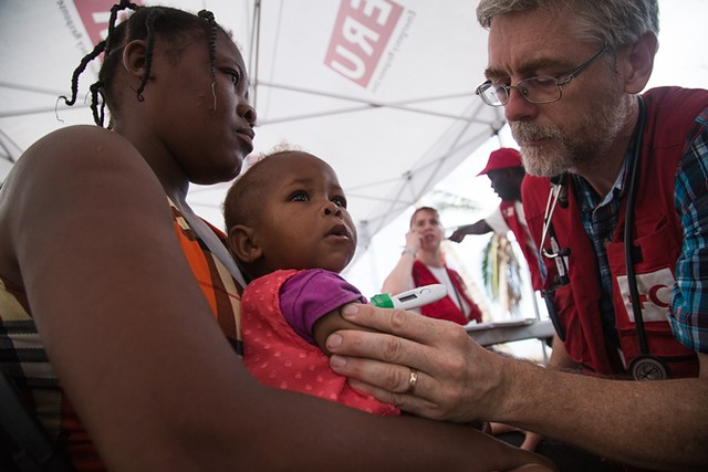 Hurricane Matthew - Haiti