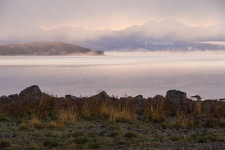 Misty Morning At Lake Tekapo, South New Zealand | by Mohamad Zaidi Photography