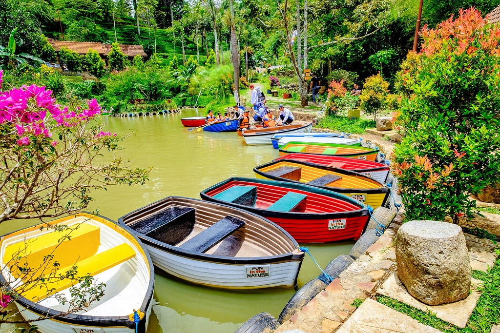Dago Dream Park At Lembang Dago West Java Indonesia Benny
