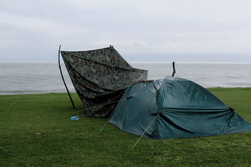NZ | camping | by thestritzi