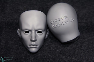 GIDEON G. Head Colour Look | by edesweisssculpt