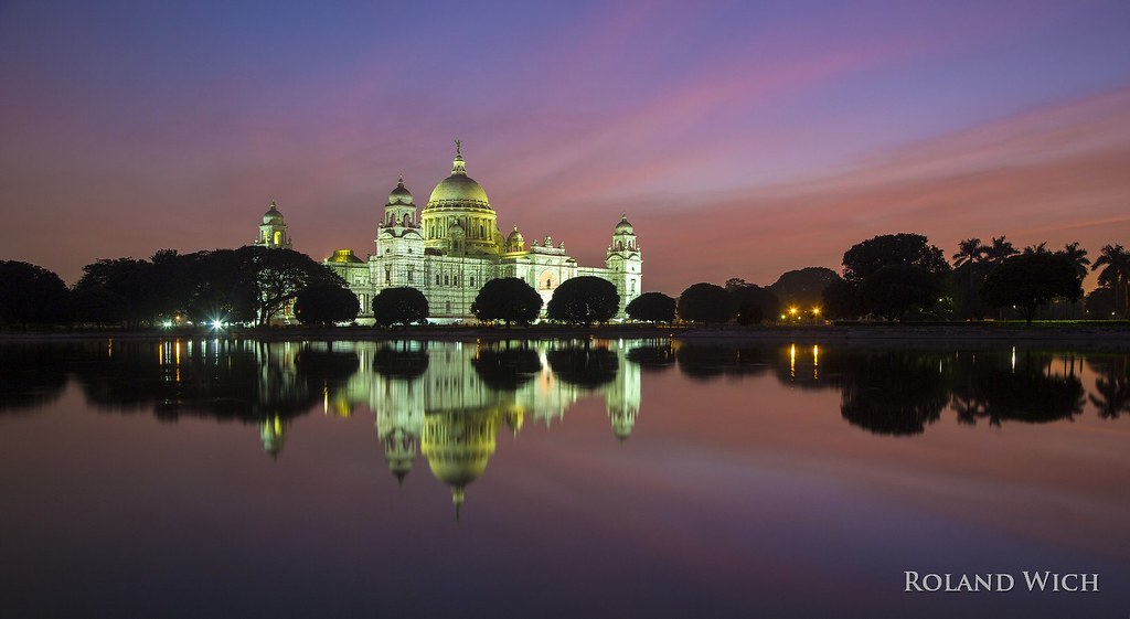Kolkata - Victoria Memorial | Roland Wich | Flickr
