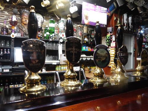 Tintagel Brewery's Finest