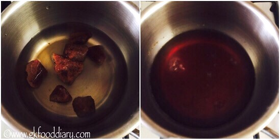Besan Ka Sheera Recipe for Cough and Cold in Babies, Toddlers and Kids - step 1