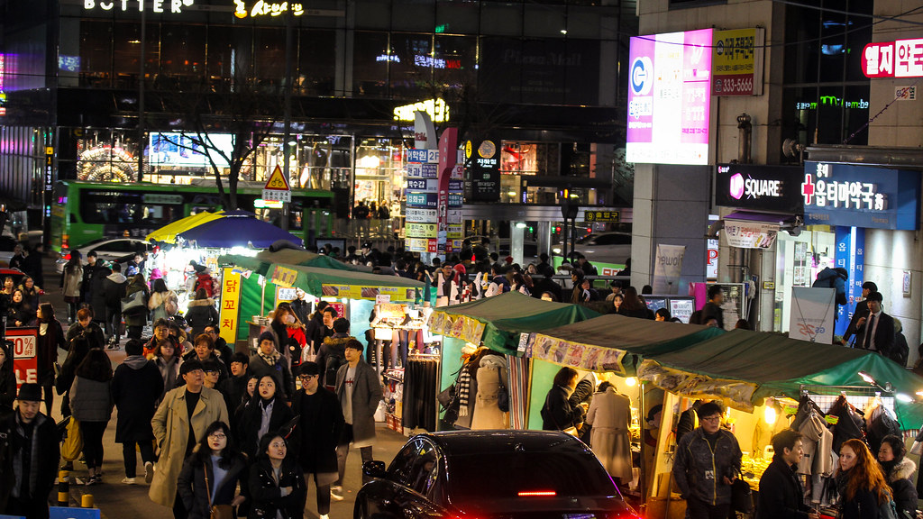 Hongdae Nightlife