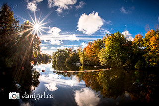 Morning on the Rideau River in autumn | by Dani_Girl