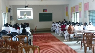 School health education | by Trinity Care Foundation | CSR Initiatives in India