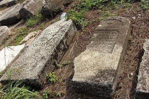 Bucarest Jewish cemetery