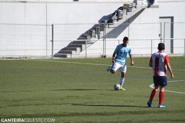 JUVENIL A | Alondras CF - Celta (08/10/2016)