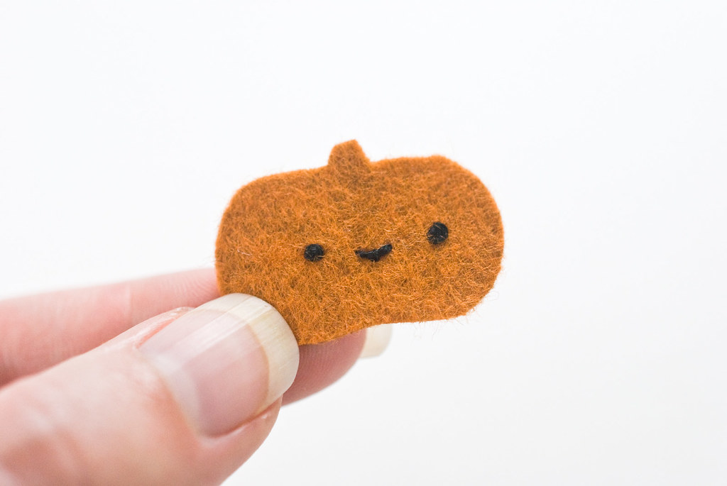 Pumpkin Spice Applique