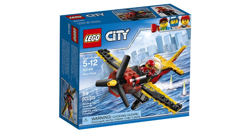 LEGO City Race Plane (60144)