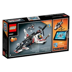 LEGO Technic 42057 Ultralight Helicopter 2