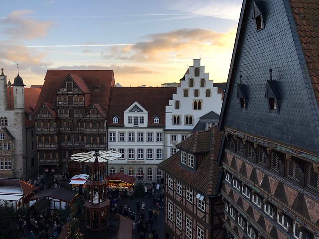 Hildesheim Christmas market Germany 63