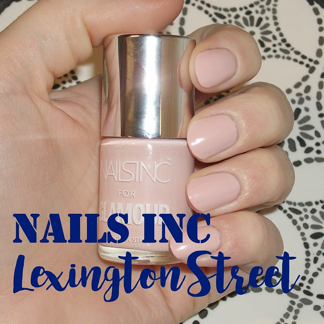 Nails Inc Lexington Street