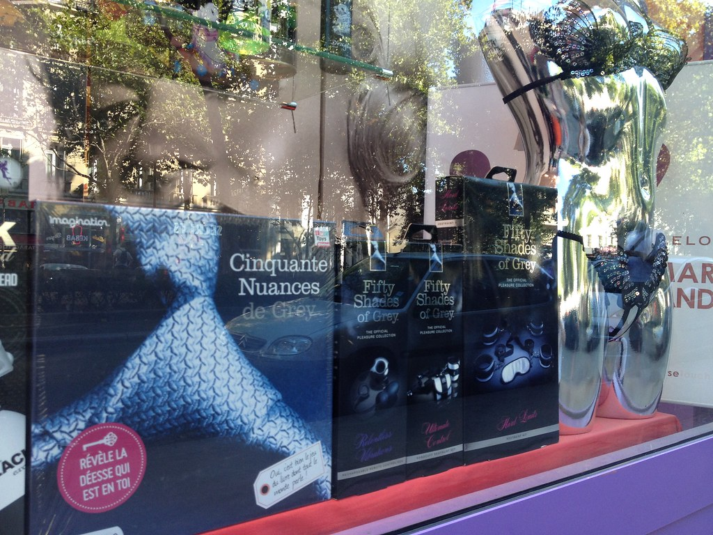 Fifty Shades of Grey - Sex Shop