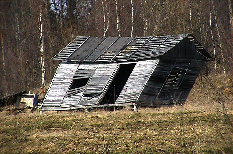 leaning shed bill pawlitzki flickr