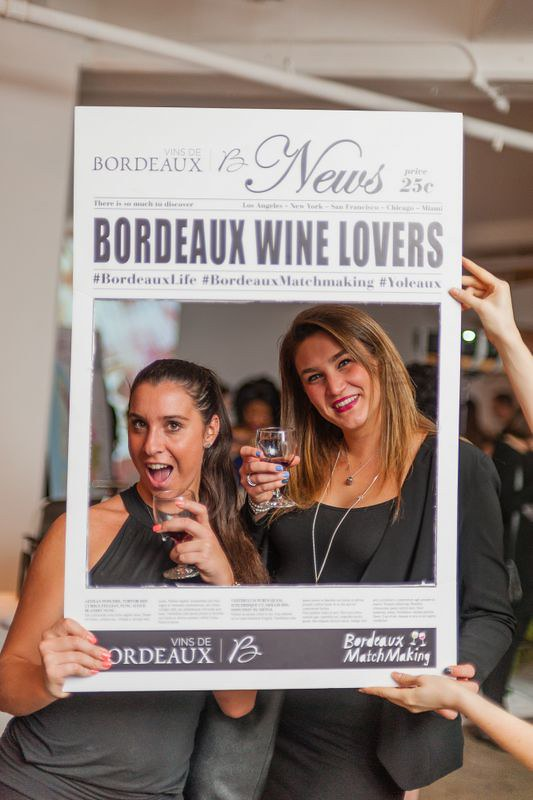 bordeaux matchmaking nyc