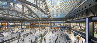 Moynihan Train Hall Renderings | by governorandrewcuomo
