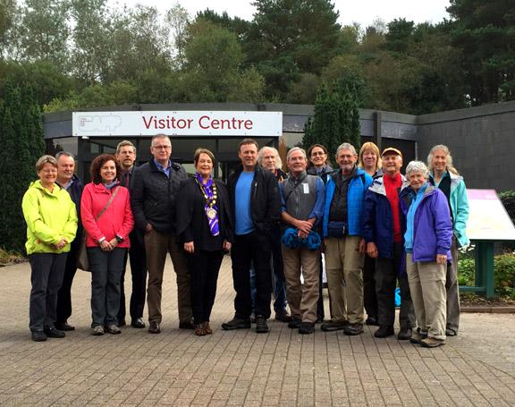 Ulster American Folk Park Visit, October 2016