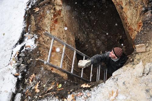 Підземелля князів Любомирських знайдено!