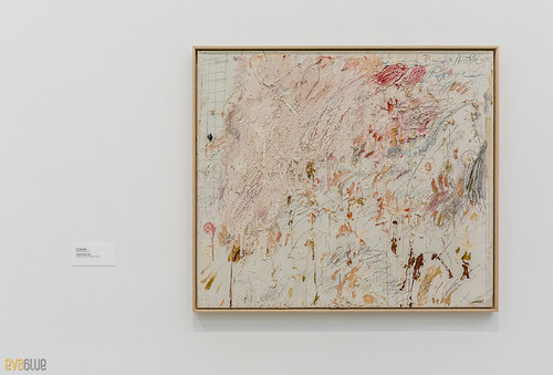 Cy Twombly The Broad Museum Los Angeles 02 | by Eva Blue