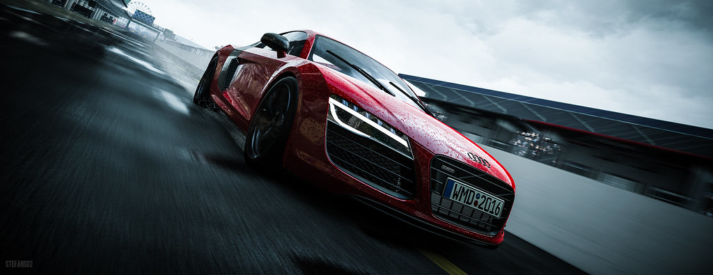 ... Project CARS / Audi R8 V10 | By Stefans02