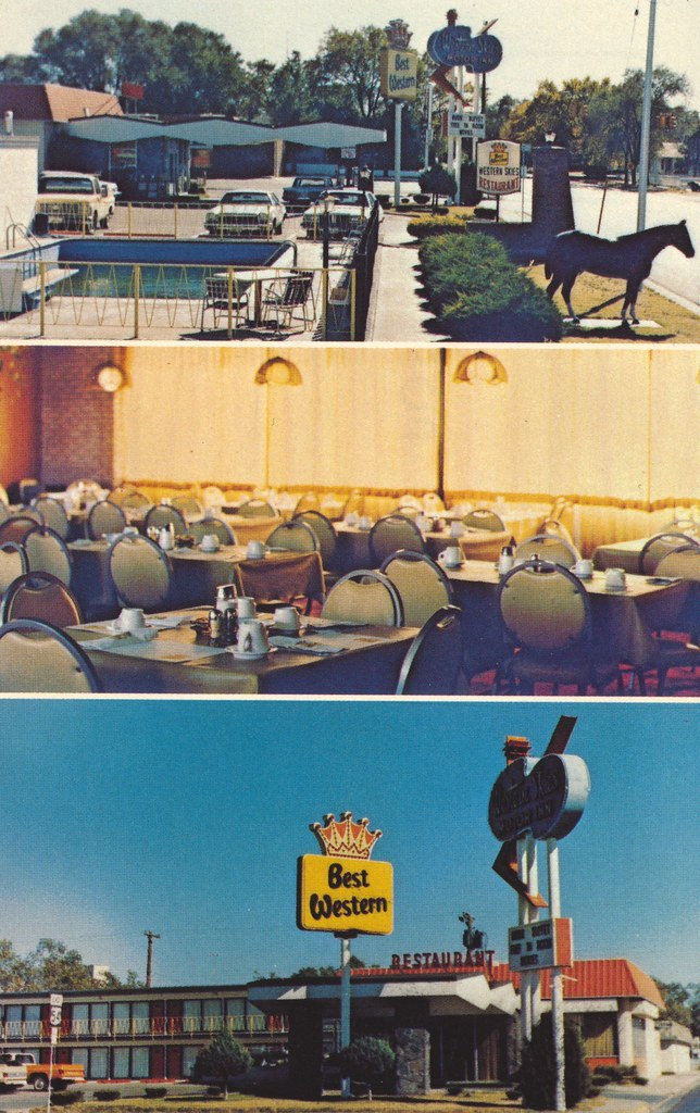 Best Western Skies Motor Inn & Restaurant - Dalhart, Texas