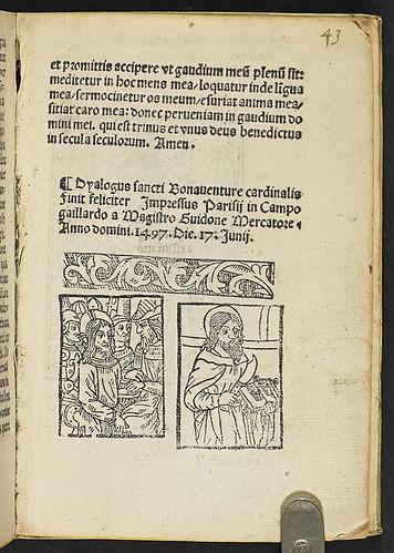 Bonaventura, S.: Soliloquium - Woodcut illustrations