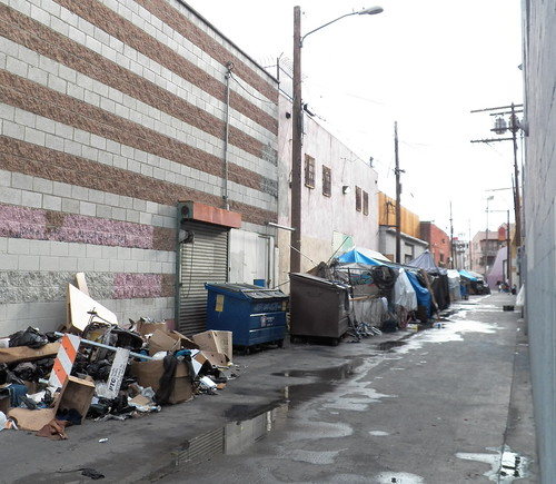 How The Homeless Survive Natural Disasters