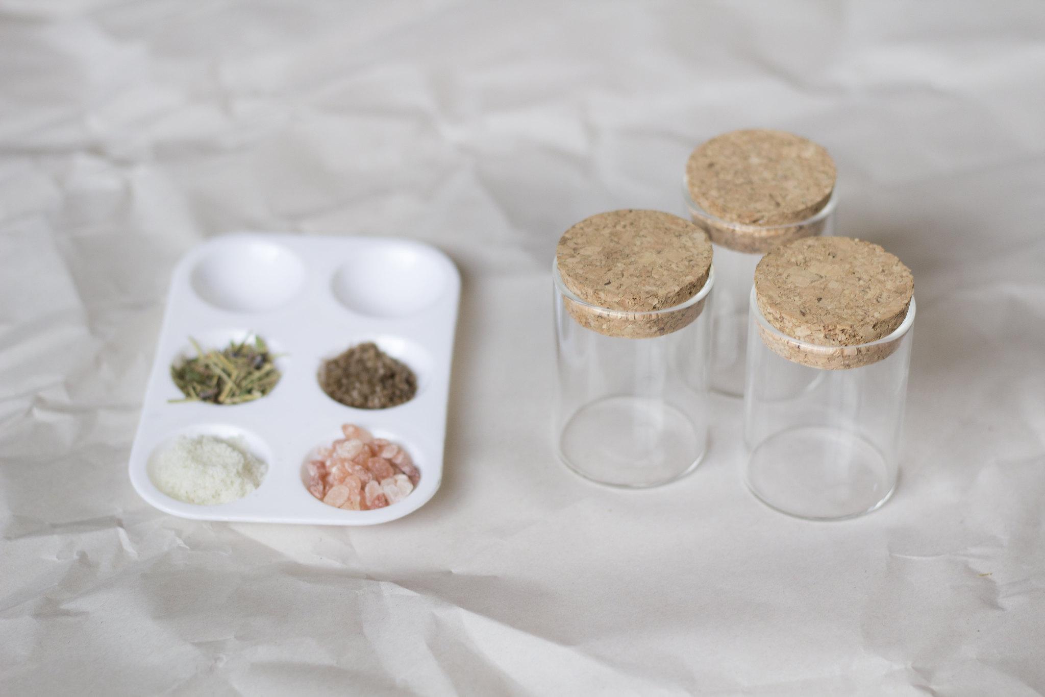 diy gourmet salt gift