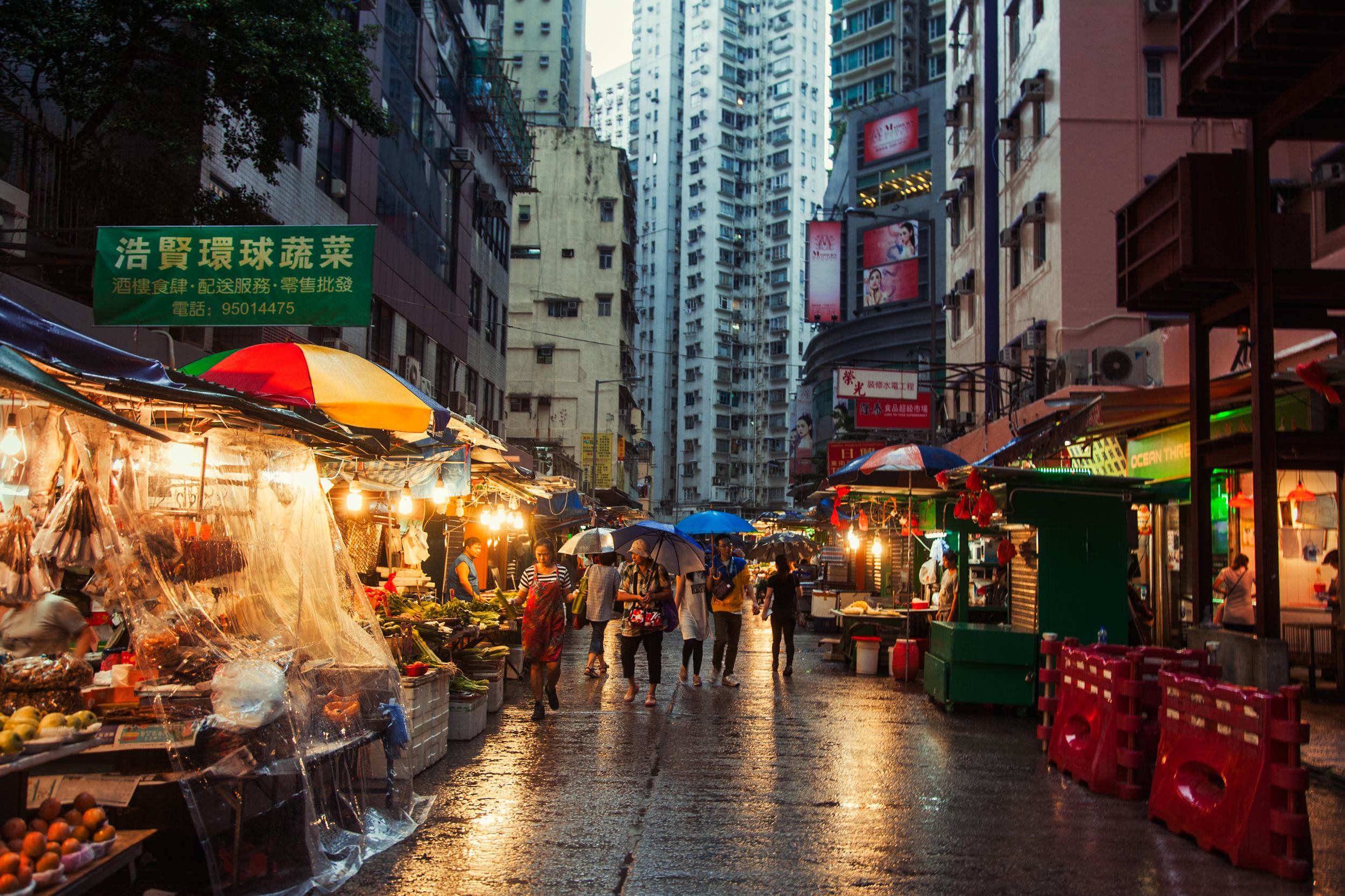 Fa Yuen Produce Market