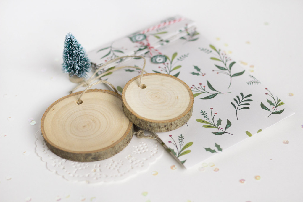 diy wooden ornament