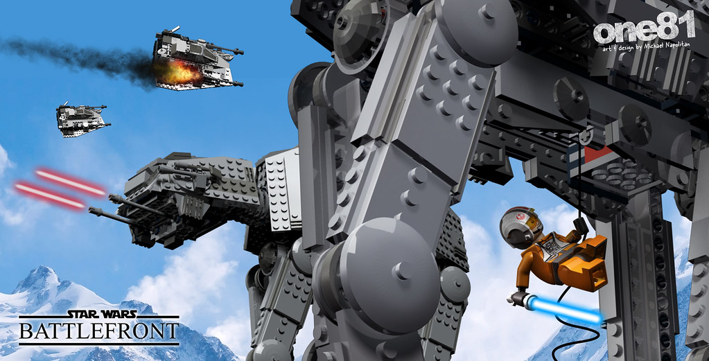 Lego Star Wars Battlefront | I want to see this happen. | Flickr