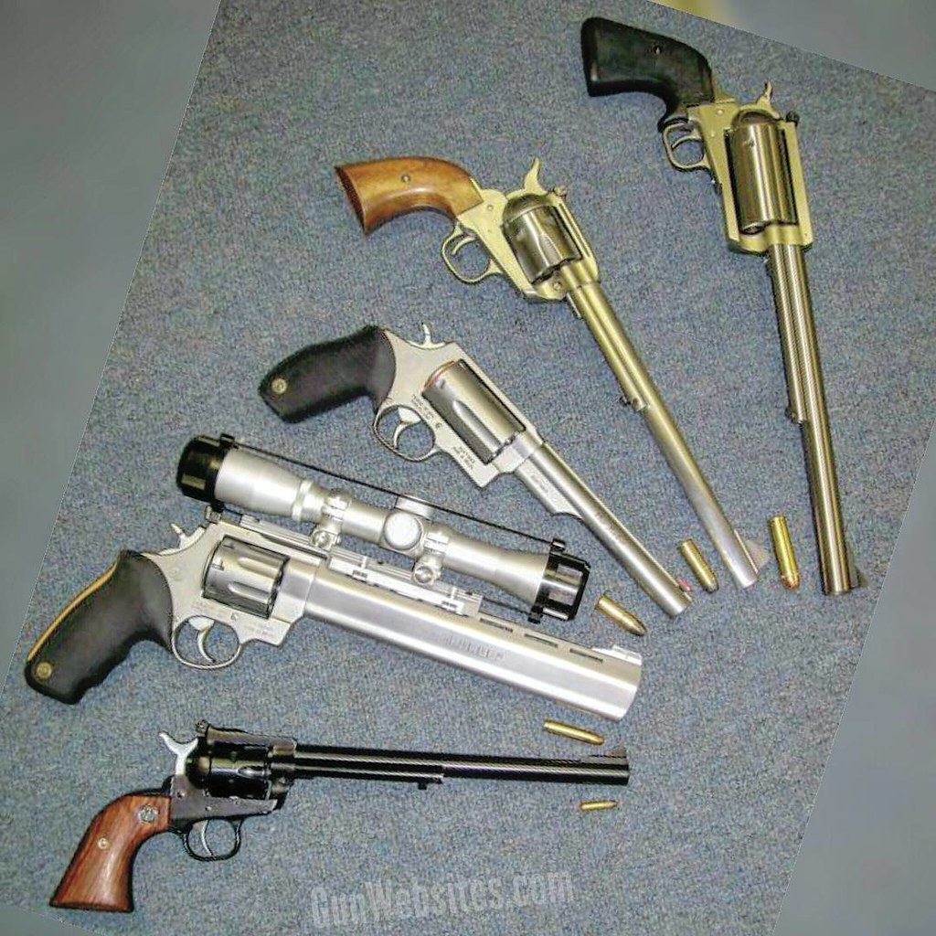 Magnum Research Bfr 500 S W Buntline 44mag Taurus Judge Flickr