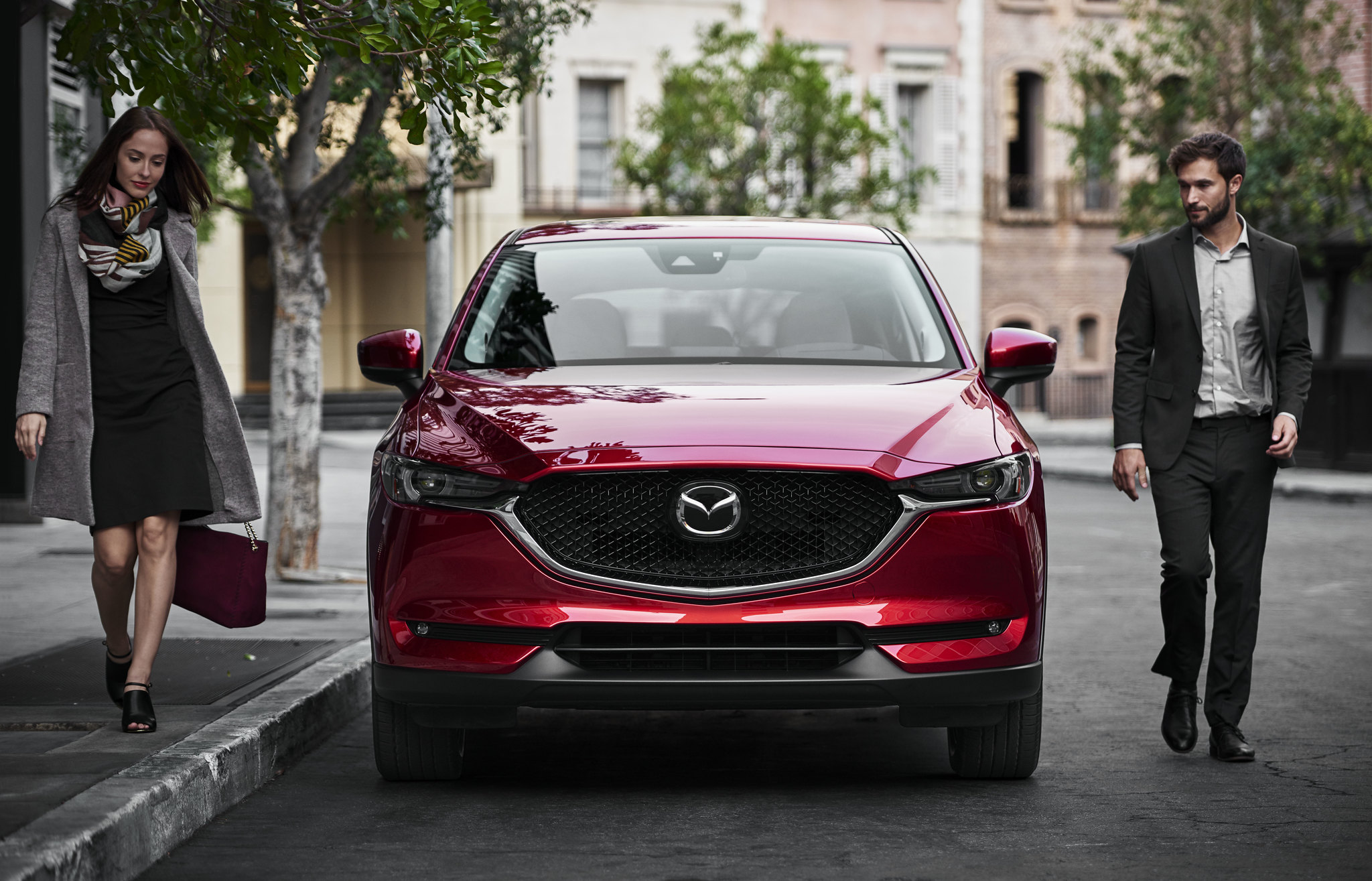 This is the 2017 Mazda CX-5