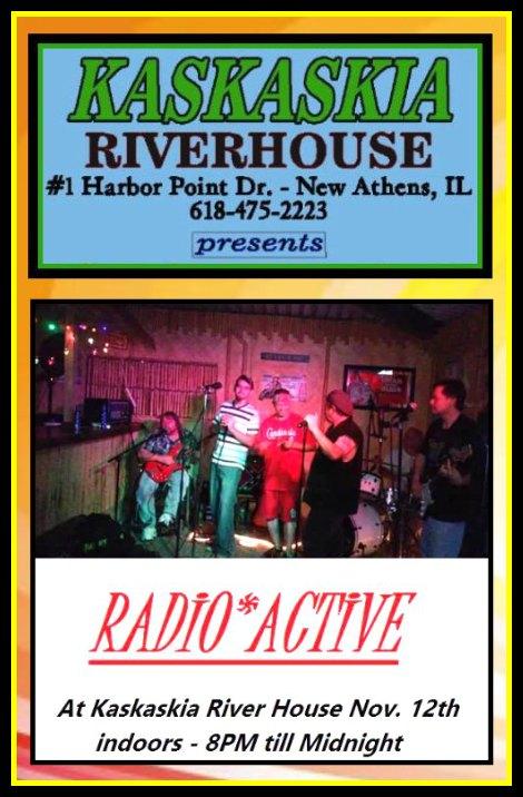 Kaskaskia Riverhouse 11-12-16