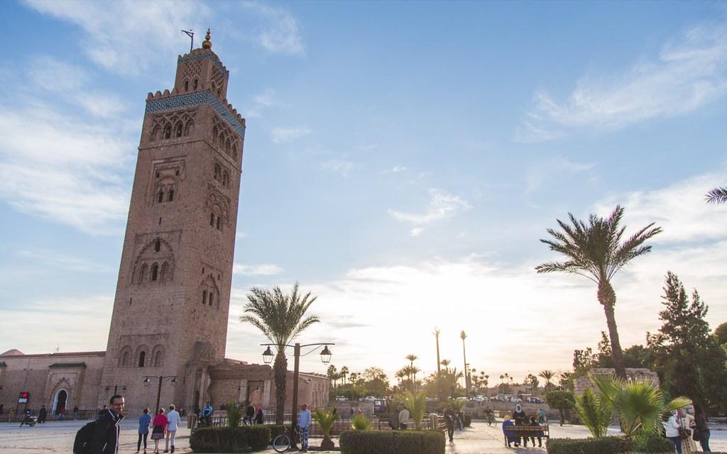 Marokko Marrakech-17