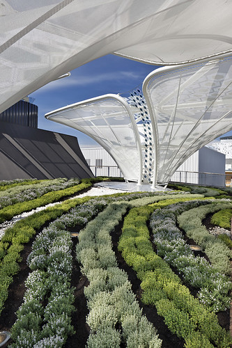 SCHMIDHUBER - Germany Pavilion Milan Expo 2015 - Photo 13 | by 準建築人手札網站 Forgemind ArchiMedia