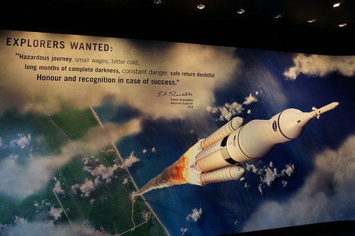Kennedy Space Center Mural | by Disney, Indiana