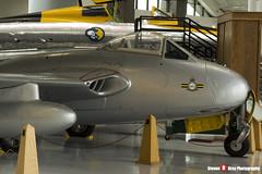 N174LA VZ309 G - IB-1686 - Royal Air Force - De Havilland DH-100 Vampire FB52 - Evergreen Air and Space Museum - McMinnville, Oregon - 131026 - Steven Gray - IMG_8767