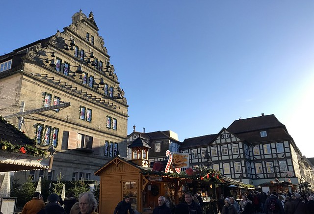 Hamelin Christmas market Germany  33