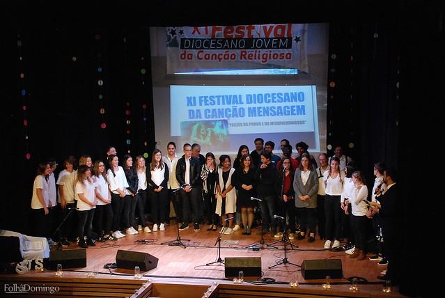 XI Festival Diocesano Jovem da Canção de Mensagem