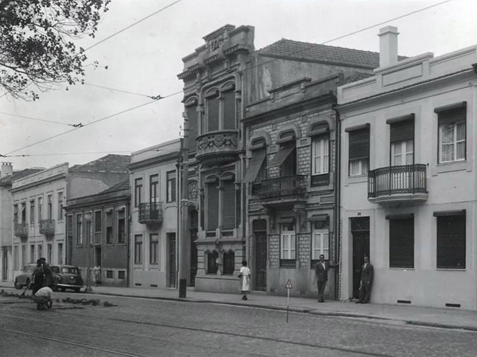 Av. Brasil na Foz, 1964