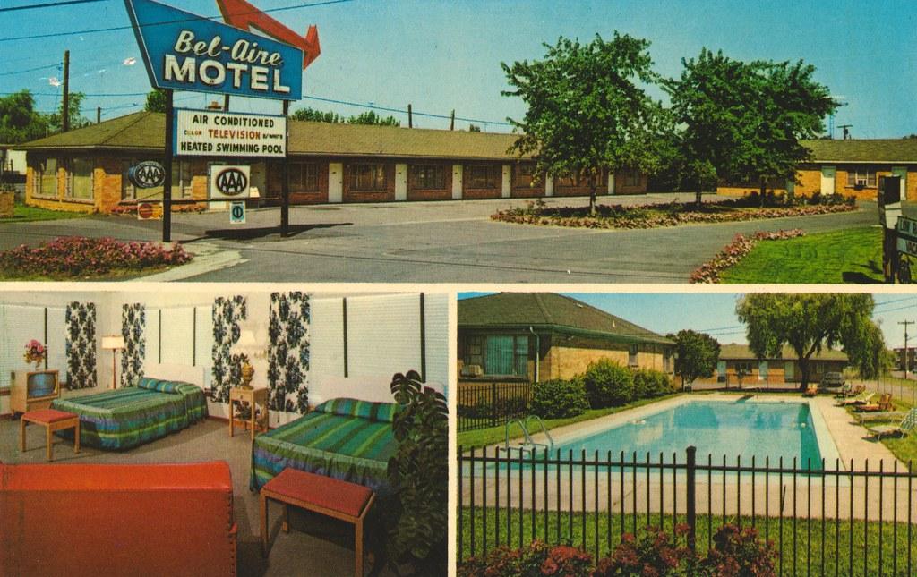 Bel-Aire Motel - Niagara Falls, New York