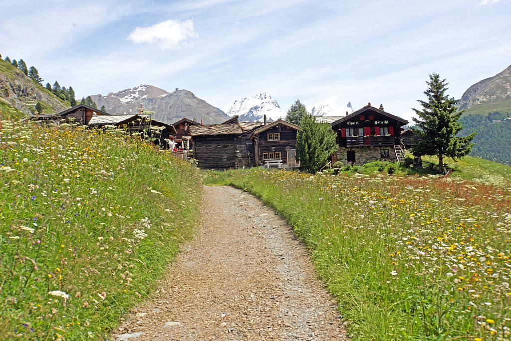 Switzerland-02429 - Rest Stop