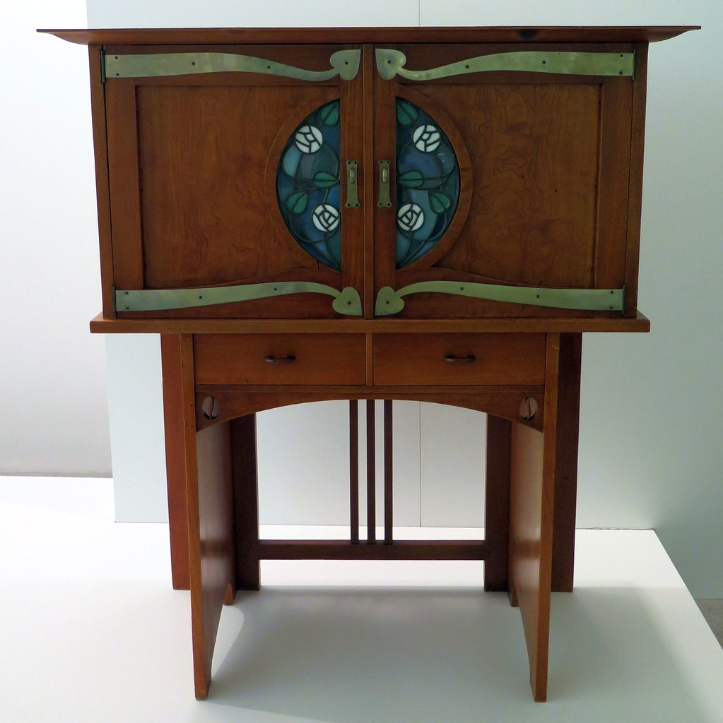High Quality ... Art Nouveau / Jugendstil Piece Of Furniture By Richard Riemerschmid At  The Pinakothek Der Moderne |