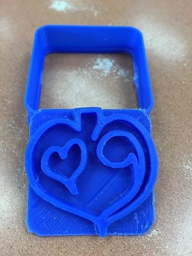 3D cookie cutter | by MCHSLibrary
